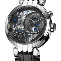 Harry Winston [NEW] Premier Perpetual Calendar automatic 18K...