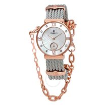 Charriol St Tropez Mother Of Pearl Dial Ladies Watch