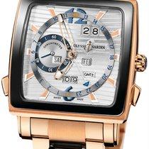Ulysse Nardin Quadrato Dual Time Perpetual 326-90cer-8m/91