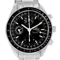 Omega Speedmaster Day Date Black Dial Automatic Mens Watch...