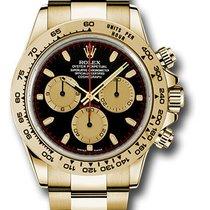 Rolex Watches: 116508 bkchi Daytona Yellow Gold - Bracelet