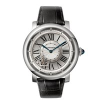 Cartier Rotonde Manual Mens Watch Ref W1556204