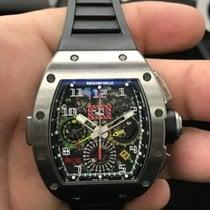 Richard Mille RM 011-02 CHRONOGRAPH TITANIUM GMT Flyback...