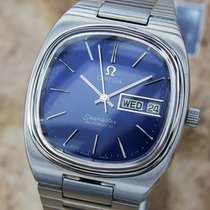 Omega Seamaster Swiss Made Men's Automatic Day Date 1970s...