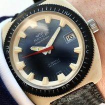 Royce Pretty cool Royce Amphibian divers watch - blue dial...