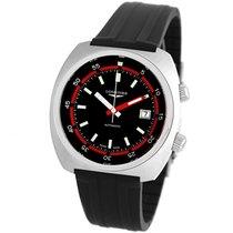 Longines Heritage Diver Black / Red L27954529