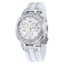 Tissot T-Race Danica Patrick Chronograph Stainless Steel Watch