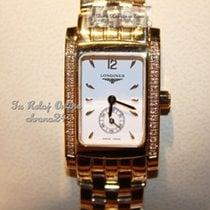 Longines Dolce Vita 18k Gold Womens Watch - L51557166