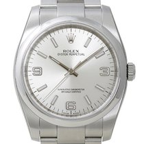 rolex oyster perpetual 36mm white grape 116000 for 4 472 for sale from a trusted seller on chrono24. Black Bedroom Furniture Sets. Home Design Ideas