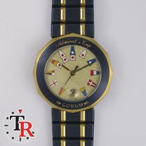 Corum Admiral's Cup New, box+papers