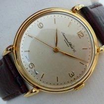IWC Klassik - Handaufzug - Gold 750 - Cal. 89 - aus 1949