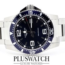 Longines HYDROCONQUEST L3.740.4.96.6 QUARTZ BLUE