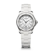 Victorinox Swiss Army Maverick Small, Lady, white dial, white...