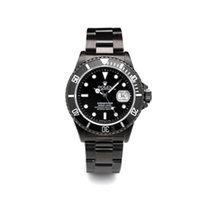 Rolex Submariner Date PVD Black