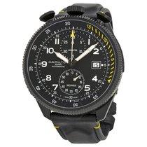Hamilton Khaki Aviation Takeoff Automatic Chronograph Black...