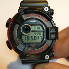 Casio G-Shock Frogman DW-8200-1A / Diver Watch 200m