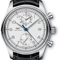 IWC Portuguese Chronograph Classic - Stainless Steel IW390403