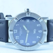 Raymond Weil Herren Uhr W1 37mm Stahl/stahl Quartz Schöner...