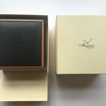 Breguet Leather/ Wooden Box