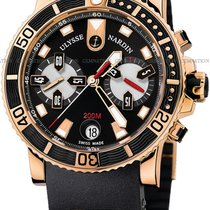 Ulysse Nardin Marine Maxi Marine Diver Chronograph 8006-102-3A.92