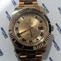 Rolex Oyster Perpetual  Day-Date II President - 218235