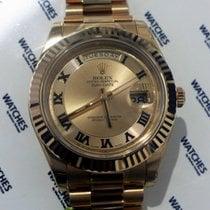 Ρολεξ (Rolex) Oyster Perpetual  Day-Date II President - 218235