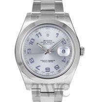 Rolex Datejust II Silver/Steel Ø41 mm - 116300