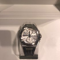 IWC Ingenieur Chronograph racer 45mm Silver Plated Dial