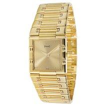 Piaget Dancer 80317 K81 Men's Watch in 18K Yellow Gold