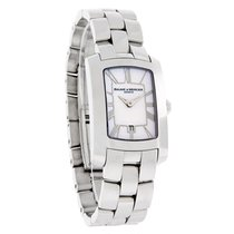 Baume & Mercier Hampton Milleis Ladies Mop Stainless Steel...