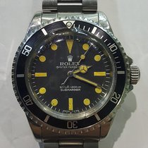 勞力士 (Rolex) Submariner No Date 5513 pre-Comex Dial