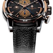 Louis Moinet Limited Edition Geograph