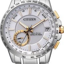 Citizen Eco-drive Satellite Wave Gps Mens Watch Cc3004-53a