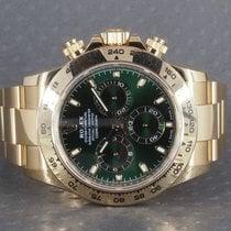 Rolex Daytona 18K - Green Dial