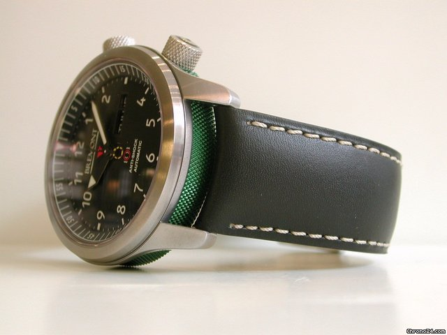 Bremont Martin Baker MBII/GN