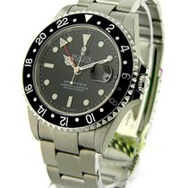 Ρολεξ (Rolex) Used Stainless Steel GMT Master II 16710
