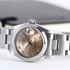 Rolex Datejust smooth bezel.