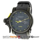 Graham New Men Graham Chronofighter Trigger Flyback  Automatic...