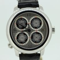 Jacob & Co. GMT World Time Automatic Limited Edition