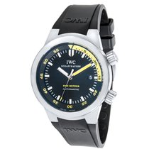 IWC Aquatimer 2000M Titanium & Rubber Automatic Watch...