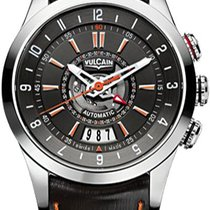 Vulcain Revolution Dual Time 210130.197CF