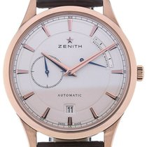 Zenith Captain 40 Automatic Power Reserve Leather