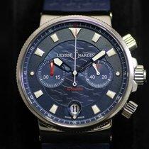 Ulysse Nardin Maxi Marine Blue Seal Chronograph LE