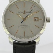 Ulysse Nardin Classico - NEW - complete with box and papers