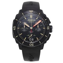 Alpina Seastrong Diver 300 Chronograph Men's Watch