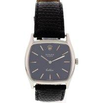 Rolex Men's Vintage Rolex Cellini Stainless Steel Watch