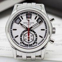 Patek Philippe 5960/1A-001 Annual Calendar Chronograph SS / SS...
