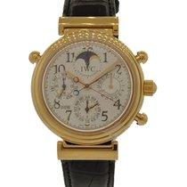 IWC Da Vinci Perpetual Rattrapante Rose Gold Iw3574-002