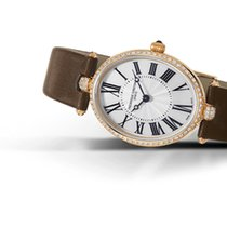 Frederique Constant Classics Art Deco Oval 18k RG Womens Watch