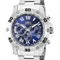 Invicta Specialty Mens Chronograph - Blue Dial - Tachymeter -...